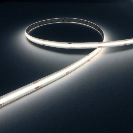 Ruban IP65 COB - Blanc - 15W/m - 480 LED/m - 5m