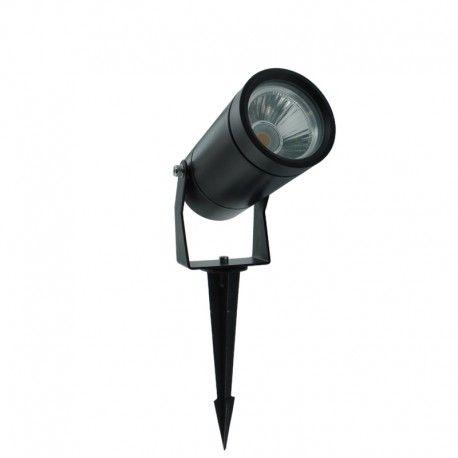 Spot LED à piquer 10 W - COB - 12V - Spike 5 - Blanc(s)