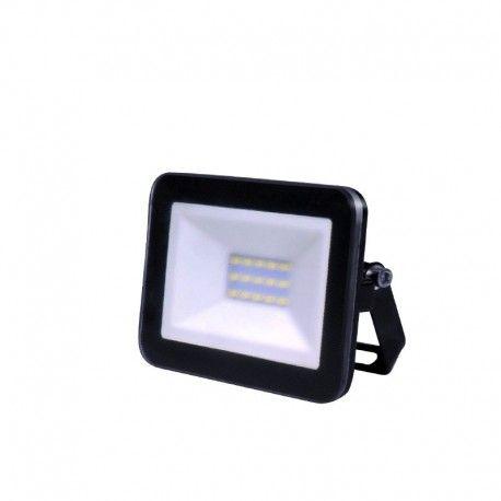 Shape – Projecteur LED ultra plat 230V - extérieur/intérieur – 10W Noir