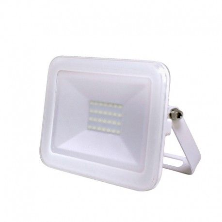 Shape – Projecteur LED ultra plat 20W Blanc - 230V - extérieur/intérieur