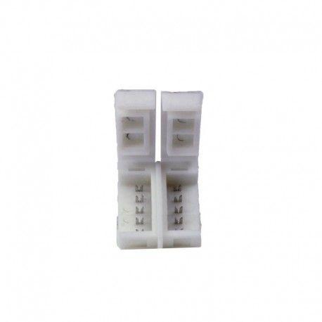 Jonction ruban LED RGB+W 12mm Click IP20