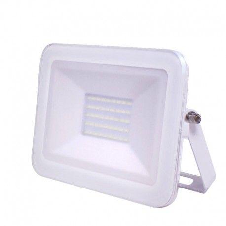 Shape – Projecteur LED ultra plat 30W Blanc - 230V - extérieur/intérieur