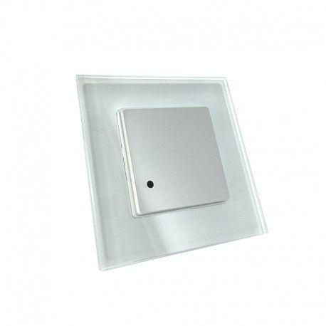 Interrupteur sans contact HF mural encastrable en verre – GR12