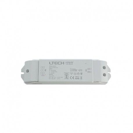 Transformateur dimmable pour ruban LED 24V (de 36 à 150 Watts) - Byled