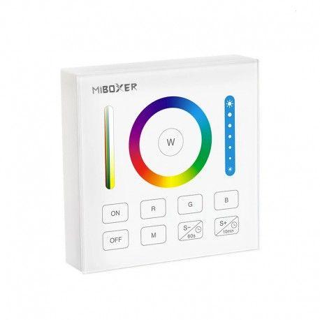 Télécommande murale 4 zones RGB+CCT - MiBoxer B0