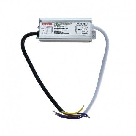 Alimentation 12V compacte - de 24 W à 400 W - IP67