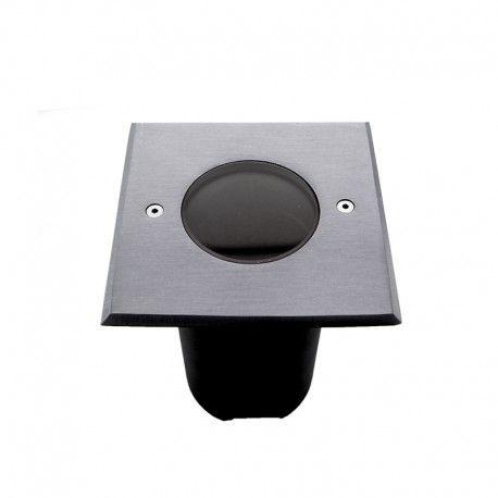 Encastré de sol carré TERRA – 230V – GU10