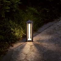 Borne LED Triac - 36 cm – 11 Watts - 230V - Anthracite