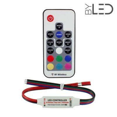 Contrôleur Mini + télécommande RGB radio – Cable