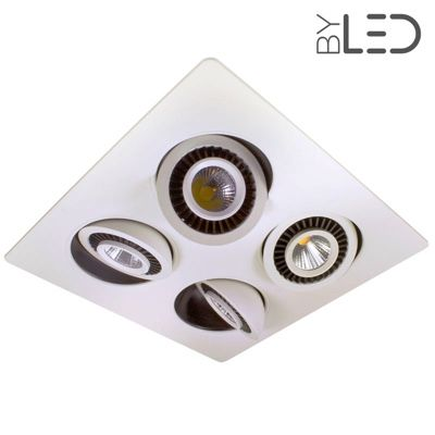 Spot LED encastrable 28W - PYXEL-28