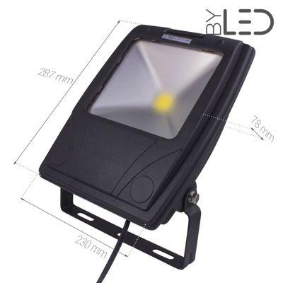 Projecteur LED Design 50 W - 230V - RHINO