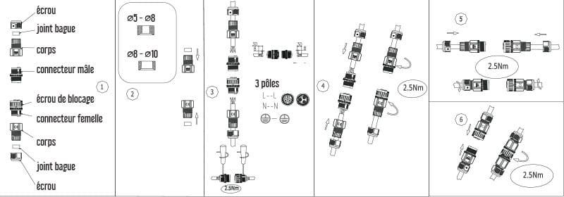 AXF-IP68-I-3P