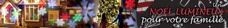 un noel lumineux pour votre famille
