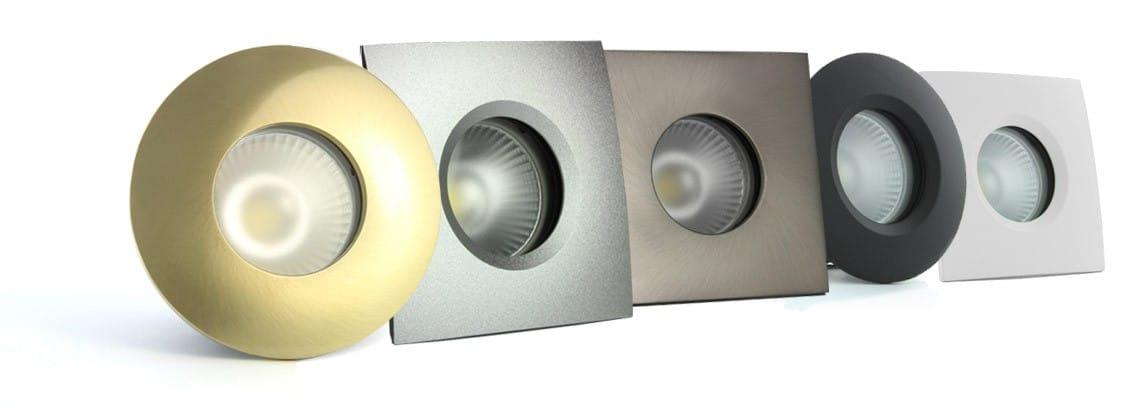 Spot LED encastrable SPLIT